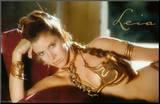 Star Wars- Return Of The Jedi Umocowany wydruk