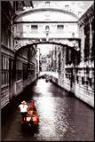 Bridge of Sighs Mounted Print