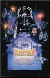 Star Wars - Episode V Mounted Print