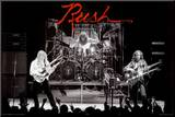 Rush Mounted Print
