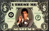 Scarface Mounted Print