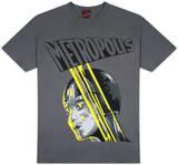 Metropolis - Yellow Stripe T-Shirt