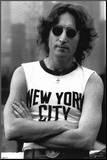 John Lennon Mounted Print