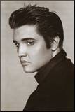 Elvis Presley Mounted Print