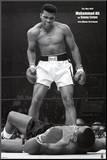 Muhammad Ali Mounted Print