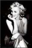 Marilyn Monroe Impressão montada