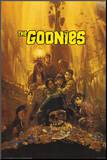 The Goonies Mounted Print