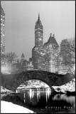 Central Park (1961) Mounted Print
