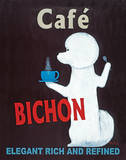 Bichon Posters by Ken Bailey