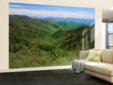 Thomas Divide, Great Smoky Mountains National Park, North Carolina, USA Wall Mural – Large by Adam Jones