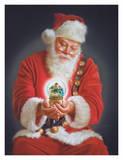 The Spirit of Christmas Prints by Mark Missman