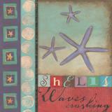 Starfish Prints by Stephanie Marrott