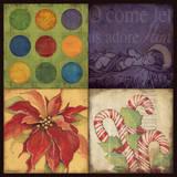 Holiday Patch I Prints by Stephanie Marrott