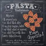 Pasta Recipe Kunst van Jo Moulton
