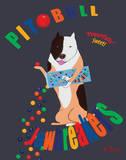 Pit Bull Jawbreakers Posters by Ken Bailey