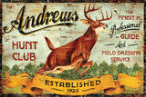Andrews Hunt Club Art