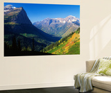 Autumn Near Logan Pass, Glacier National Park, Montana, USA Wall Mural by Adam Jones