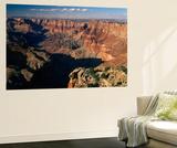 View of Grand Canyon National Park at Sunset, Arizona, USA Wall Mural by Adam Jones