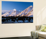 Wheeler Crest and Mt. Tom with View of Sierra Range Near Bishop, California, USA Wall Mural by Adam Jones