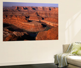 View of Dead Horse Point State Park with Colorado River, Utah, USA Kunst af Adam Jones
