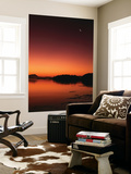 View of Beach at Dawn, Vancouver Island, British Columbia Posters af Stuart Westmorland