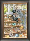 The New Yorker Cover - April 30, 2012 Posters by Peter de Sève