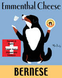 Emmenthal Cheese Bernese Posters by Ken Bailey