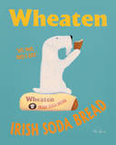 Wheaten Irish Soda Reprodukcje autor Ken Bailey