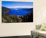 View of Emerald Bay in Lake Tahoe, California, USA Posters af Adam Jones