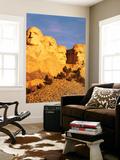 View of Mount Rushmore National Memorial, Keystone, South Dakota, USA Plakater af Walter Bibikow