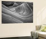 Wave, Coyote Buttes Area, Vermilion Cliffs Wilderness Area, Paria Canyon, Arizona, USA Wall Mural by Adam Jones