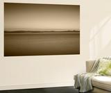 Port Townsend at Sunrise, Cascade Mountains, Juan De Fuca Strait, Washington, USA Prints by Walter Bibikow
