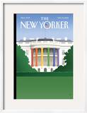 The New Yorker Cover - May 21, 2012 Art by Bob Staake