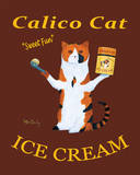 Calico Print by Ken Bailey
