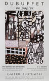 Sequence XXX Limited Edition by Jean Dubuffet