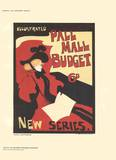 Pall Mall Budget Collectable Print by Maurice Greiffenhagen
