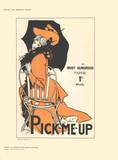 Pick-Me-Up Collectable Print by Leonard Raven-hill