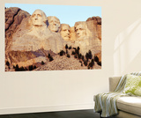View of Mount Rushmore National Memorial, Keystone, South Dakota, USA Plakat af Paul Souders