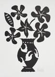 Vase I Noir Poster von Marco Del Re