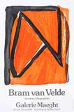Dernieres Lithographies Kunstdrucke von Bram van Velde