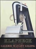 Le Sphynx Poster by Konrad Klapheck