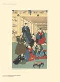 Japanese Artists of the XIX Century Collectable Print