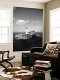 View of Lighthouse, Cape Elizabeth, Portland, Maine, USA Plakat af Walter Bibikow