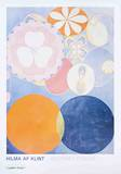 The Ten Largest, No. 2, Group IV Prints by Hilma af Klint