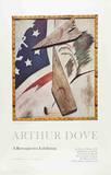 Portrait of Ralph Dusenberry Print by Arthur Dove