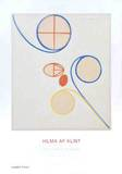 The Seven-Pointed Star, No. 2, Group V Print by Hilma af Klint