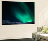 Aurora Borealis, Gates of the Arctic National Park and Preserve, Alaska, USA Prints by Hugh Rose