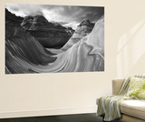 Adam Jones - The Wave Formation in Coyote Buttes, Paria Canyon, Arizona, USA - Poster