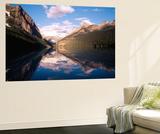 Lake Louise, Mt Victoria, Victoria Glacier, Banff National Park, Alberta, Canada Plakat af Adam Jones