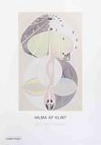 Tree of Knowledge, No. 5 Posters by Hilma af Klint